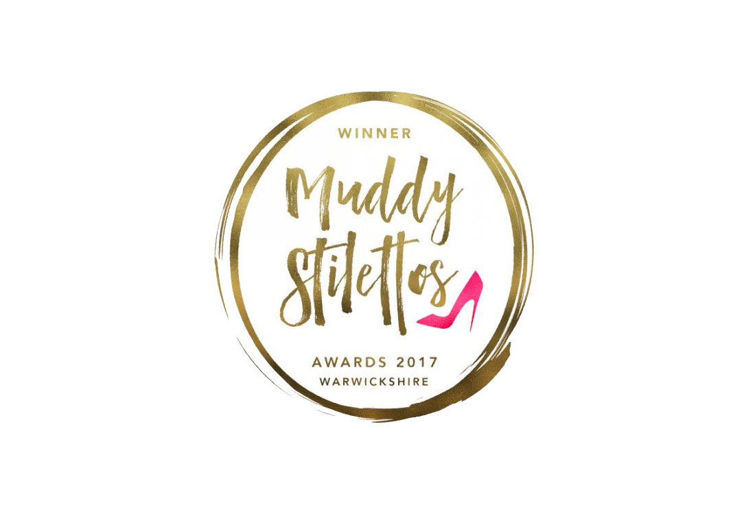 Muddy Stilettos Winner 2017 - Hilltop Hideaways