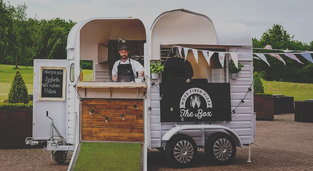 Pizza & Prosecco Friday's - Glamping Event